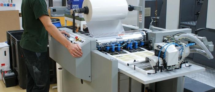 Snijden drukwerk