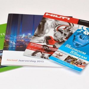 Brochure En Magazine